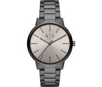 -Uhren Analog Quarz One Size Edelstahl 32012580