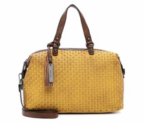 Bowlingbag Dorey Handtaschen Gelb