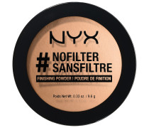 66 g Nr. 10 - Classic Tan #Nofilter Finishing Powder Puder