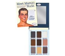 25,5 g Meet Matte Nude Lidschattenpalette 25.5