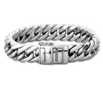Armband Panzerarmband Kastenverschluss 925er Silber