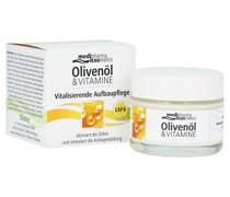 Olivenöl & Vitamine Vitalisierende Aufbaupflege LSF 6