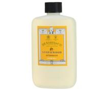 Sandalwood Aftershave Plastic Bottle