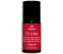 8 ml  29 - Berry Red Striplac Nagelgel