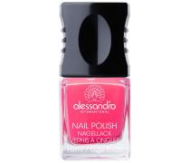 42 - Neon Pink Shiny & Sexy Lilac Nagellack 10ml