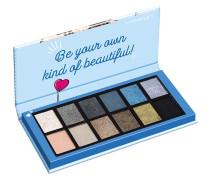 Eye Love It! Matt X Metallic Eyeshadow Palette Lidschattenpalette 8.4 g