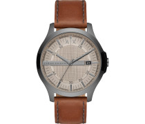 Uhren Analog Quarz Braun 32012584