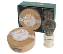 Sandalwood Shave Soap Set Beech
