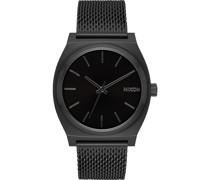 Unisex-Uhren Analog Quarz Gold Gold Edelstahl 32011878