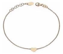 -Armband 925er Silber 13 Zirkonia Roségold 32015443