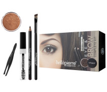 Marrone Eye+Brow Complete Kit Make-up Set