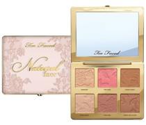 Rouge Gesichts-Make-up Make-up Set 24g Rosegold
