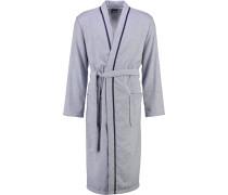 Bademantel Kimono Denim 5707 blau - 16