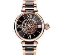 -Uhren Analog Quarz One Size Edelstahl 87041387