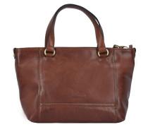 Lugano Handtasche Leder 25 cm Handtaschen Braun