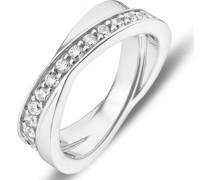 Silver-Damenring 925er Silber 31 Zirkonia 51 32005224