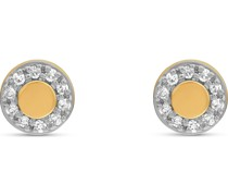 -Ohrstecker 20 Diamant Roségold 32011815