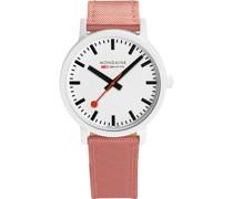-Uhren Analog Quarz Creme 32016829