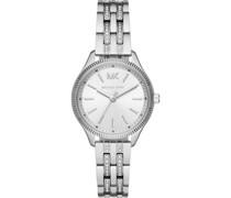 -Uhren Quarz Gold Gold Edelstahl 32012040