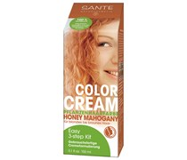150 ml Honey Mahagony Color Cream Pflanzenhaarfarbe
