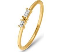 -Damenring 2 Diamant 60 32011811