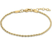 -Armband Edelstahl Roségold 32012347