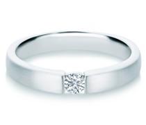 Ring Weißgold Diamant weißgold