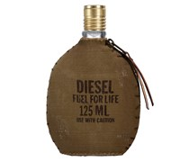 125 ml  Fuel for Life Homme Eau de Toilette (EdT)