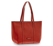 Vittoria Shopper Tasche Leder 40cm