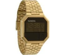 Unisex-Uhren Eckig Digital Quarz One Size Edelstahl 85962531