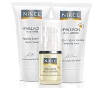 Nachtpflege - Hyaluron & Vitaminset 115ml