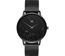 -Uhren Analog Quarz Schwarz 32010216