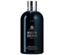 Men Body Russian Leather Bath & Shower Gel Duschgel 300.0 ml