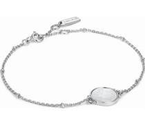 -Armband 925er Silber Perlmutt Gold 32018175