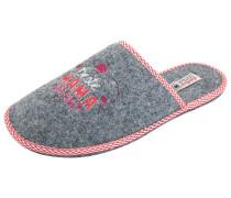 Gr. 36 - 37 Hausschuhe Beste Mama der Welt Schuhe