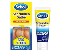 Schrunden Salbe K+ Fußcreme 60.0 ml