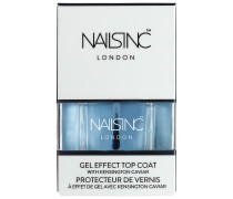 14 ml Gel Effect Top Coat with Kensington Caviar Nagelüberlack