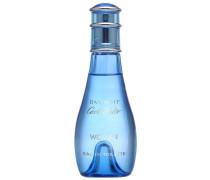 Cool Water Woman Eau de Toilette 30ml blau, türkis