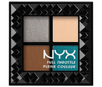 Stunner Full Throttle Shadow Palette Lidschattenpalette
