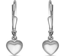 -Ohrhänger 925er Silber rhodiniert One Size 87684725