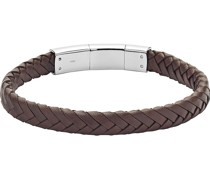 -Armband Leder One Size 87384187