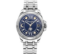 -Uhren Analog Quarz One Size Edelstahl 87792731