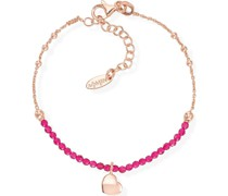 -Armband 925er Silber 65 Glasstein One Size 88160207