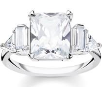 -Damenring 925er Silber 52 32011370