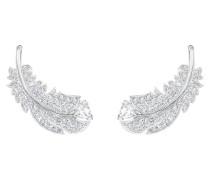-Ohrh�nger NICE Metall Silber 32010441