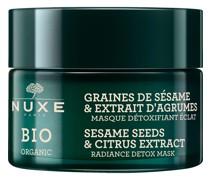 Sesame Seeds & Citrus Extract Radiance Detox Mask