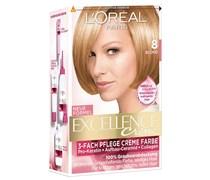 172 ml  Nr. 8 - Blond Creme Color Haarfarbe