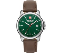 -Uhren Analog Quarz Grün 32015837