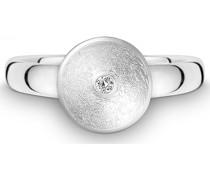 -Damenring 925er Silber One Size 88036123