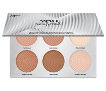 15,28 g You Sculpted!™ Universal Contouring Palette Make-up Set 15.28